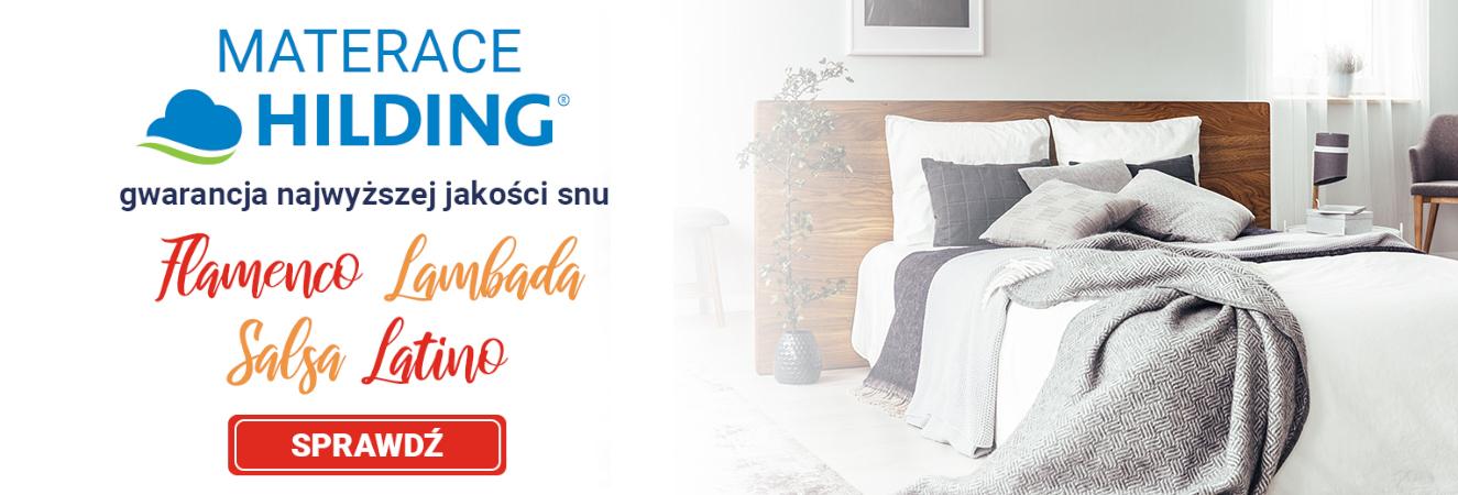 Materace Hilding - sprawdź ofertę sklepu Sleeping House