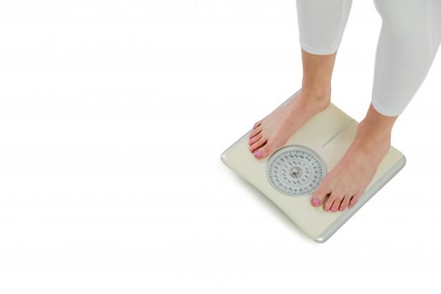 Odchudzanie - waga